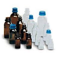 frascos ambar