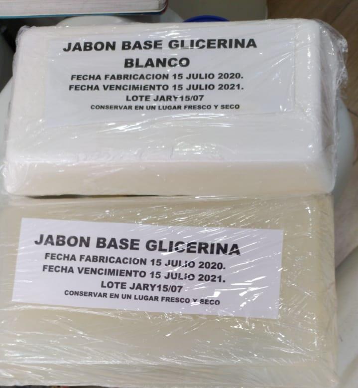 Base Jabón de Glicerina